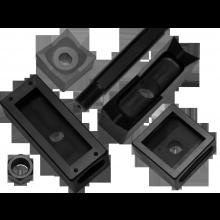 Quadrat für Edelstahl / Rechteck für schwere Eckverbinder