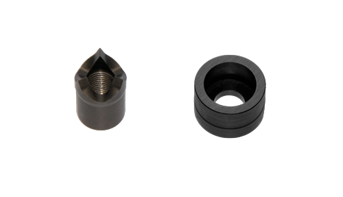 Stempel + Matrize ø18,6 mm/PG11 TP m. Gew. ø11,1mm