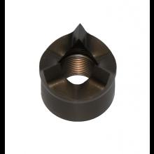 Stempel  ø 43,2 mm TP m. Gew.ø19,0mm
