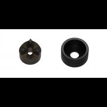 Stempel + Matrize ø 50,5 mm/M50 TP m. Gew.ø19,0mm
