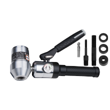 Hydr. Handstanze Compact Combi ALH-03/SX im Set