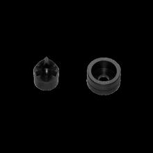 Stempel + Matrize ø 25,4 mm / M25 TS