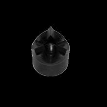 Stempel ø 25,4 mm / M25 TS mit Gewinde ø 9,5 mm
