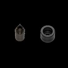 Stempel + Matrize ø 16,2 mm/M16 TP m. Gew. ø11,1mm