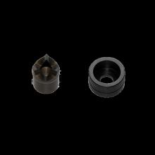 Stempel + Matrize ø22,5 mm/PG16 TP m. Gew. ø11,1mm