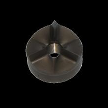 Stempel  ø 63,5 mm / M63 TP m. Gew.ø19,0mm