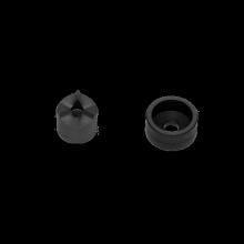 Stempel + Matrize ø 28,3 mm/PG21 TP m. Gew.ø11,1mm