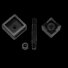 Blechlocher 50,8 x 50,8 mm