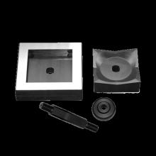 Blechlocher 125,0 x 125,0 mm
