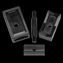 Blechlocher 68,0 x 138,0 mm