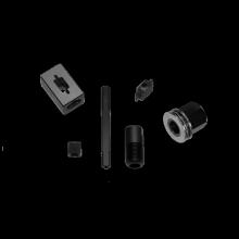Blechlocher  MIN-D 9-Pol. 19,8 x 11,3 mm